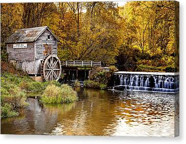 0722 Hyde's Mill Canvas Print