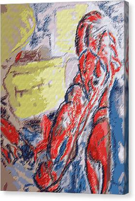 073114 Crawfish.jpg Canvas Print