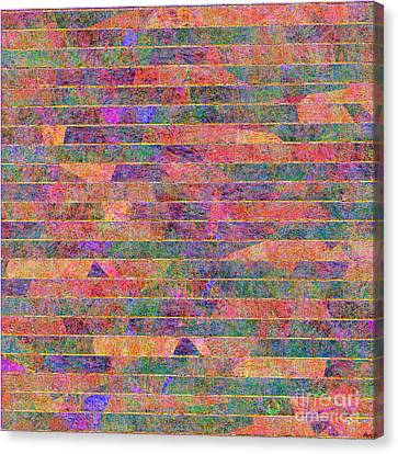 0310 Abstract Thought Canvas Print