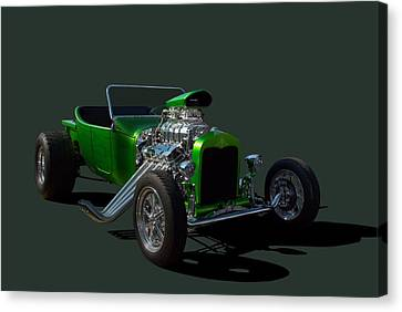 1923 Ford Bucket T Hot Rod Canvas Print