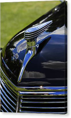 1937 Ford Model 78 Cabriolet Convertible By Darrin Canvas Print by Gordon Dean II