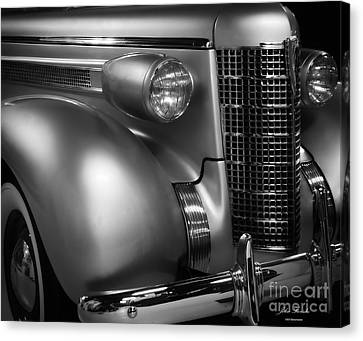 1937 Oldsmobile Canvas Print
