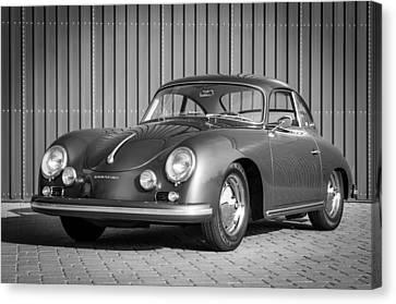 1957 Porsche 1600 Super Canvas Print by Jill Reger
