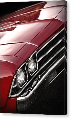 1969 Chevrolet Chevelle Ss 396 Canvas Print by Gordon Dean II