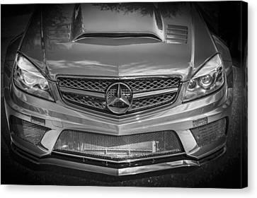 2013 Mercedes Sl Amg Canvas Print by Rich Franco