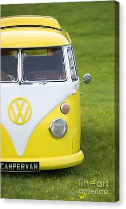Front End Canvas Print - 67 Split Screen by Tim Gainey