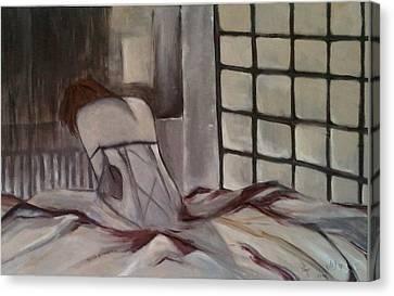 Abandon Canvas Print by Mirko Gallery