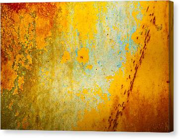 Abstract Canvas Print by Mark Weaver