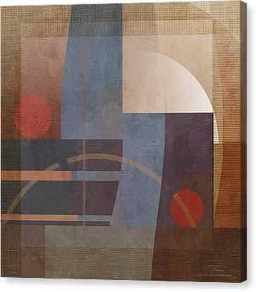 Abstract Tisa Schlemm 01 Canvas Print by Joost Hogervorst