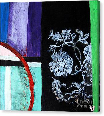 Abstract Canvas Print by Venus