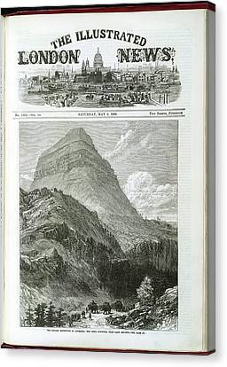 Abyssinia Canvas Print by British Library