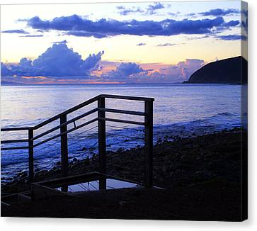 After The Storm Canvas Print by Ron Regalado