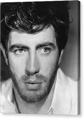 Alan Bates Canvas Print