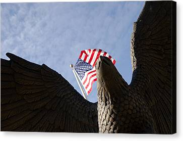 America Canvas Print by Off The Beaten Path Photography - Andrew Alexander