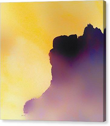 Amorphous 2 Canvas Print by The Art of Marsha Charlebois