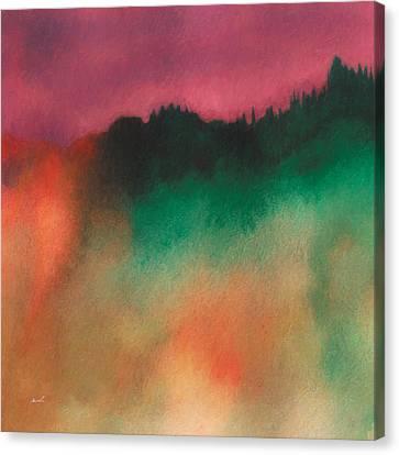 Amorphous 27 Canvas Print by The Art of Marsha Charlebois
