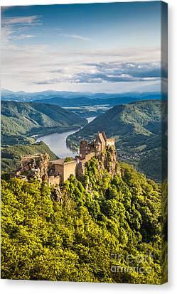 Ancient Austria Canvas Print