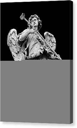 Angel With The Sponge  Canvas Print by Fabrizio Troiani