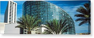 Aquarium In A City, Audubon Aquarium Canvas Print by Panoramic Images