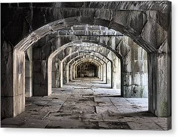 Arches  Canvas Print by JC Findley