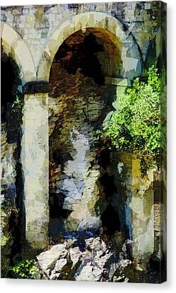 Arches Canvas Print by John Stuart Webbstock