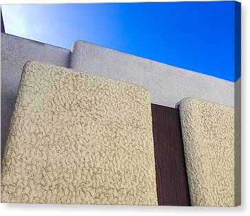 Architecture Abstract Canvas Print by Joshua Rainey