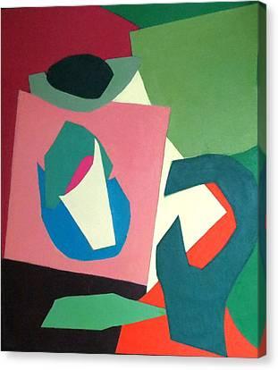 Arrangement Canvas Print by Diane Fine