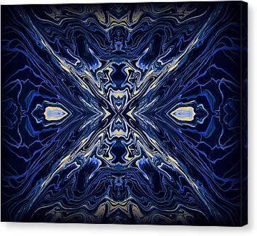 Art Series 7 Canvas Print by J D Owen