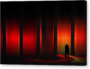 Assignation Canvas Print by Phil Dyer