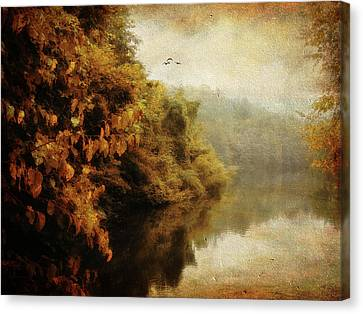 Autumn Canvas Canvas Print by Jessica Jenney