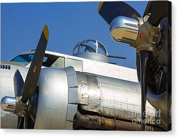 B-17 Flying Fortress  Canvas Print