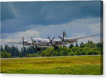 B-29 Superfortress  Canvas Print by Puget  Exposure