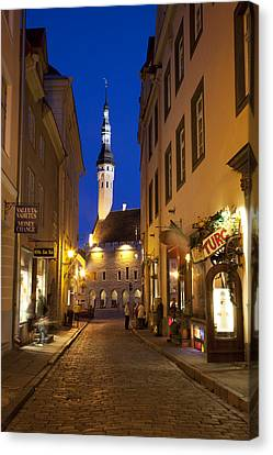 Openair Canvas Print - Baltic States, Estonia, Tallinn � by Tips Images