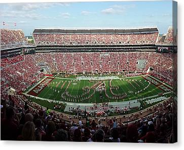Bama A Panorama Canvas Print by Kenny Glover