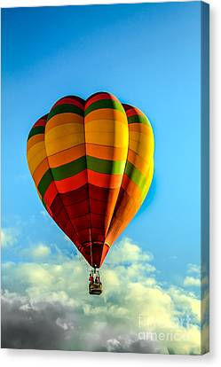 Beautiful Balloon Canvas Print by Robert Bales