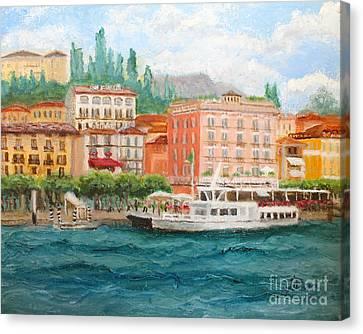 Bellagio Canvas Print