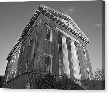 Benicia State Capitol Canvas Print by Brian Maloney