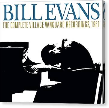 Bill Evans -  The Complete Village Vanguard Recordings, 1961 Canvas Print by Concord Music Group