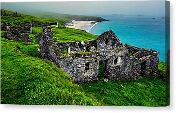 Blasket Island Canvas Print by Florian Walsh