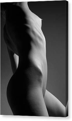 Bodyscape Canvas Print by Joe Kozlowski