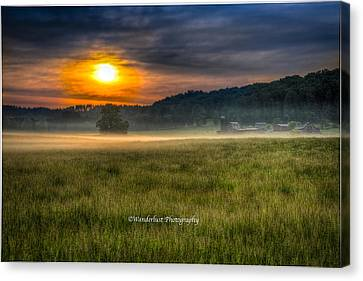 Bohannon Farm  Canvas Print by Paul Herrmann