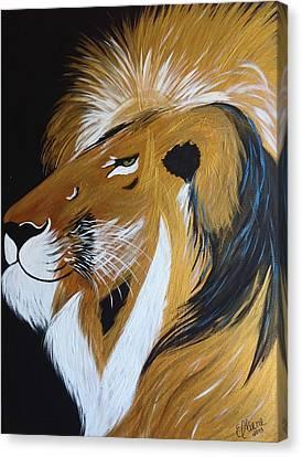 Breakthrough  Canvas Print by Eliene  Nunes