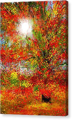 Brighter Day Canvas Print