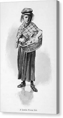Britain Child Labor, 1905 Canvas Print