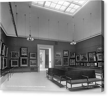 Brooklyn Museum, C1910 Canvas Print by Granger
