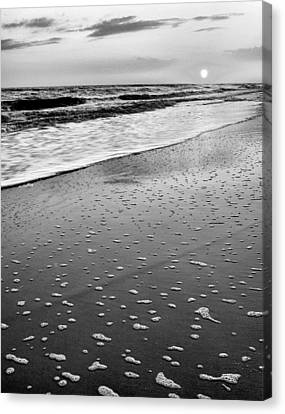 Bubbles Canvas Print by JC Findley