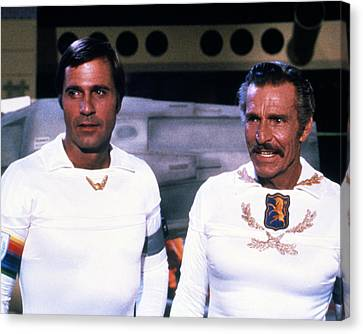 Buck Rogers In The 25th Century  Canvas Print by Silver Screen