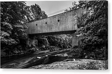 Bull's Bridge Canvas Print