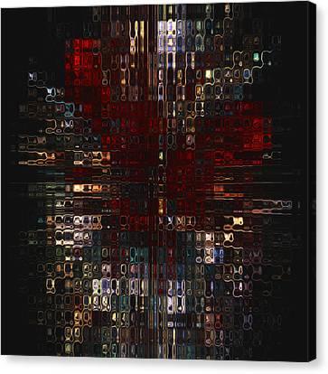 Burst  Canvas Print by Jack Zulli