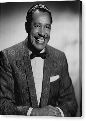 Cab Calloway Canvas Print by Retro Images Archive